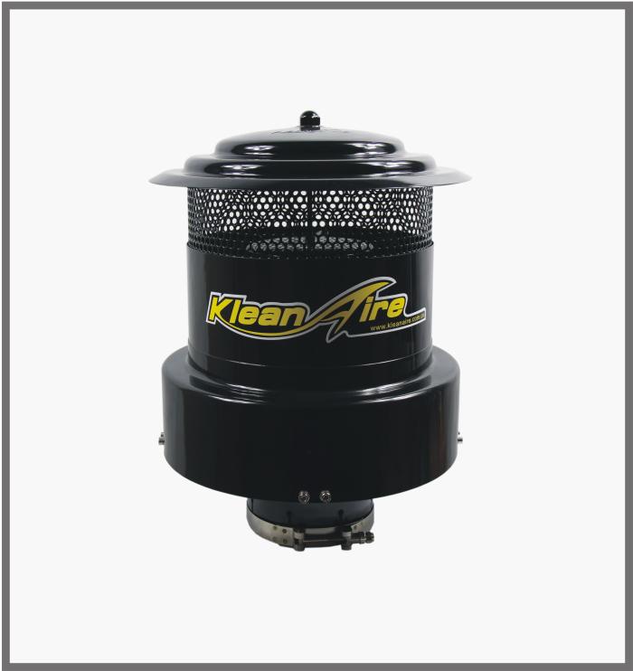 直通式空气预滤器